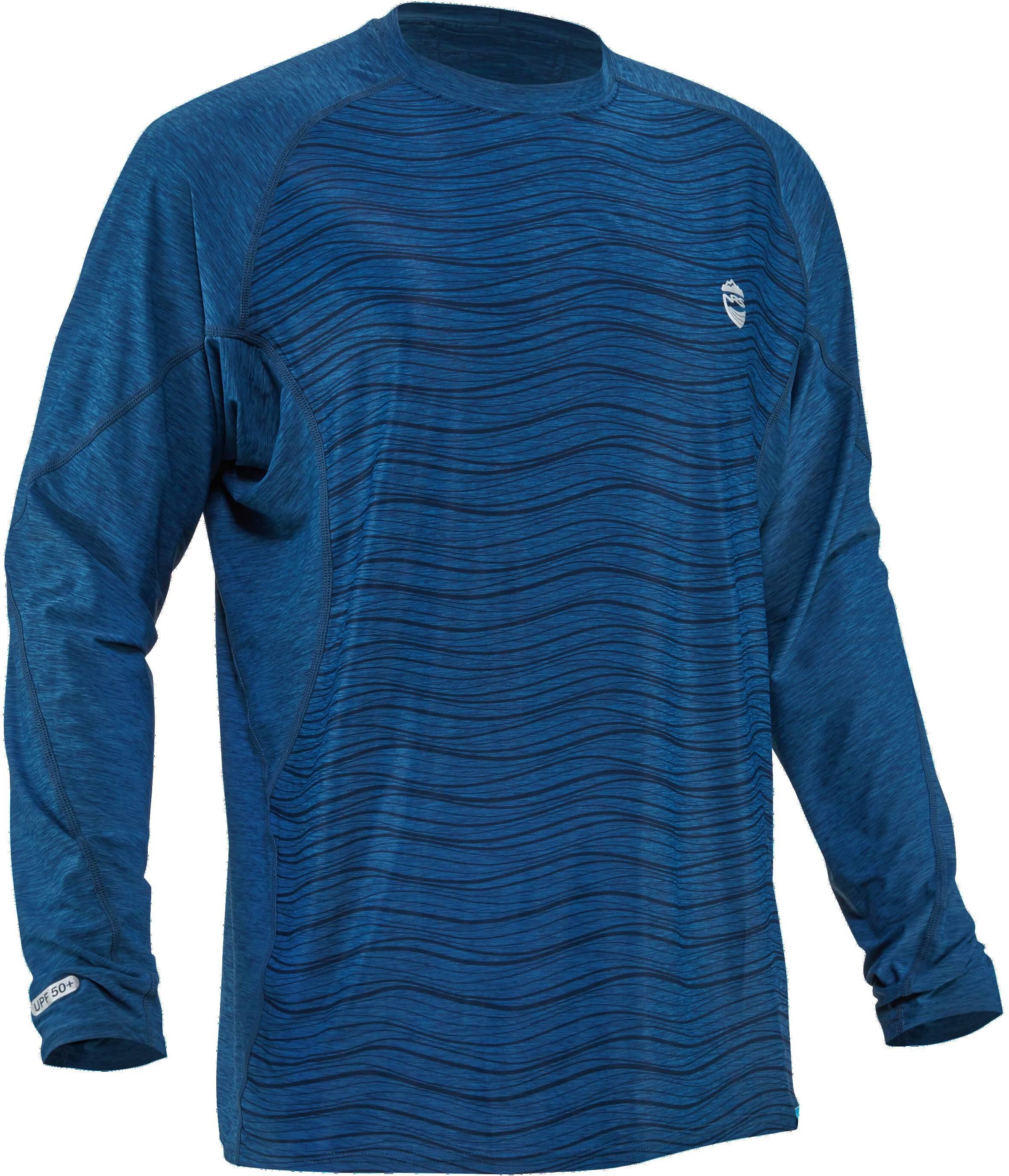 NRS H2Core Silkweight Maglietta a maniche lunghe Uomo, poseidon (2020) 1202578 wRE5G